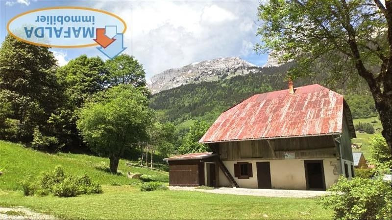 Vente maison / villa Le reposoir 297800€ - Photo 2