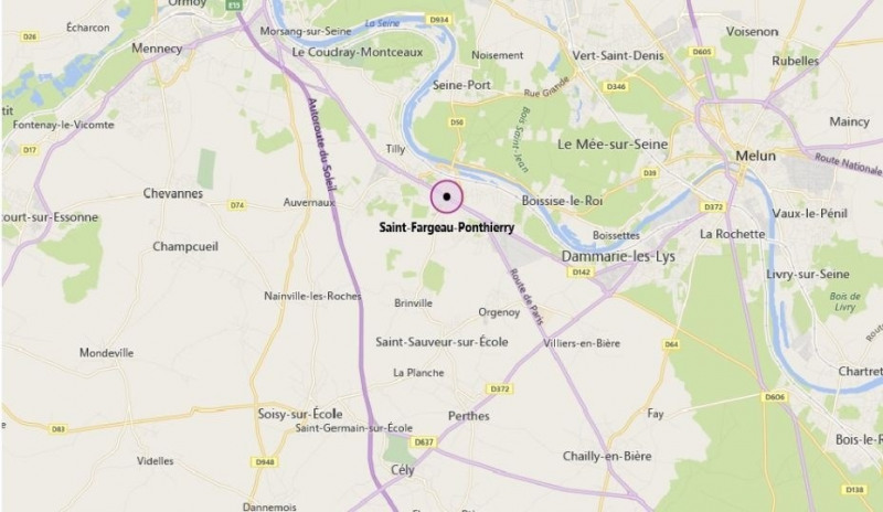 Vente Local d'activités / Entrepôt Saint-Fargeau-Ponthierry 0