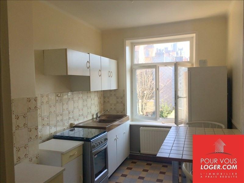 Location appartement Boulogne sur mer 395€ CC - Photo 2