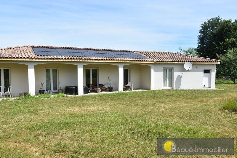 Sale house / villa Bouloc 298000€ - Picture 5