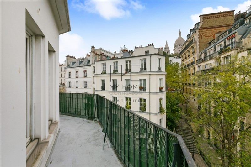 Sale apartment Paris 18ème 590 000€ - Picture 10