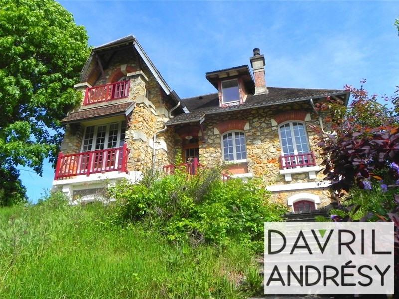 Deluxe sale house / villa Chanteloup les vignes 450000€ - Picture 1
