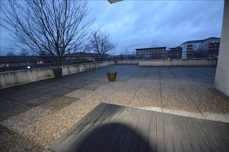 Verkoop  appartement L'isle d'abeau 134000€ - Foto 5