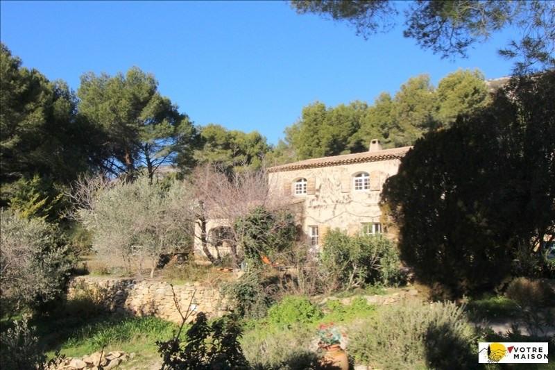 Deluxe sale house / villa Pelissanne 646000€ - Picture 3