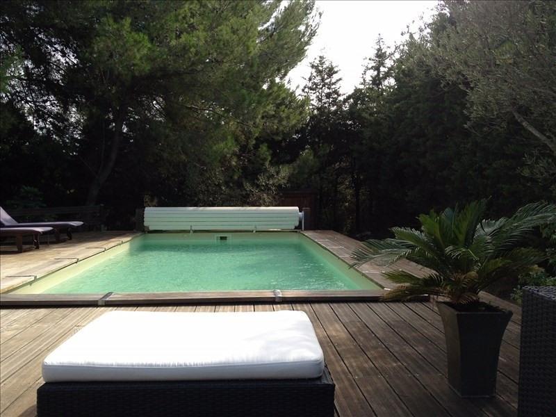 Venta de prestigio  casa Le cres 595000€ - Fotografía 4