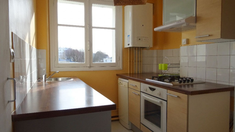 Rental apartment Brest 540€ CC - Picture 3
