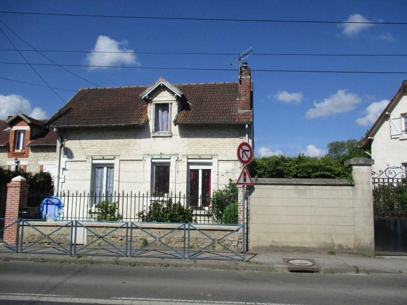 Sale house / villa Villers cotterets 149000€ - Picture 1