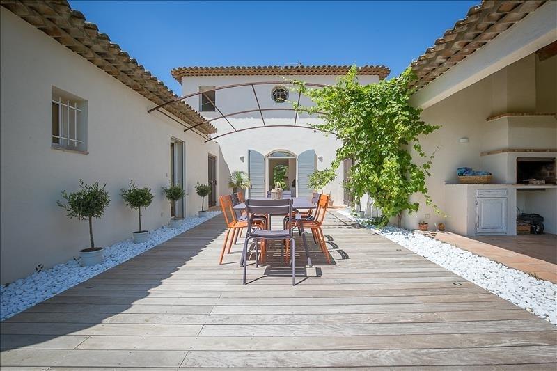 Verkoop van prestige  huis Puyricard 1385000€ - Foto 2