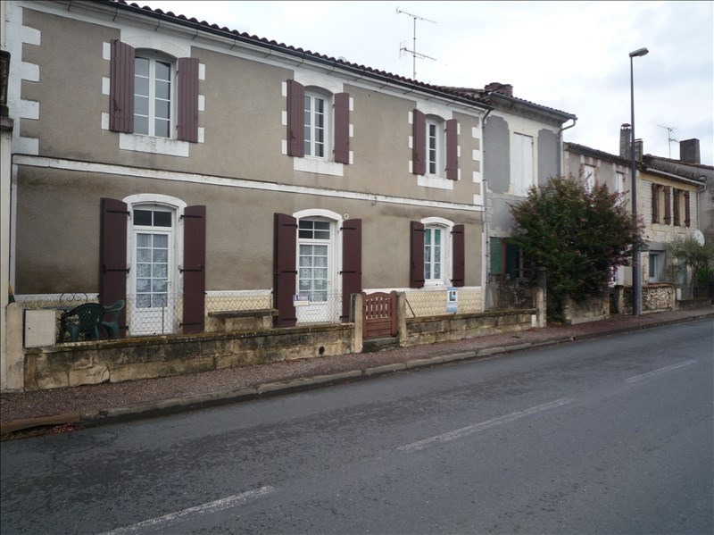Sale house / villa Bergerac 125 200€ - Picture 1