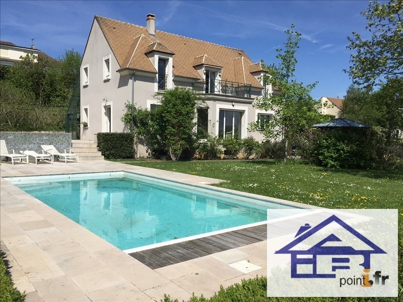 Deluxe sale house / villa Mareil marly 1283000€ - Picture 2