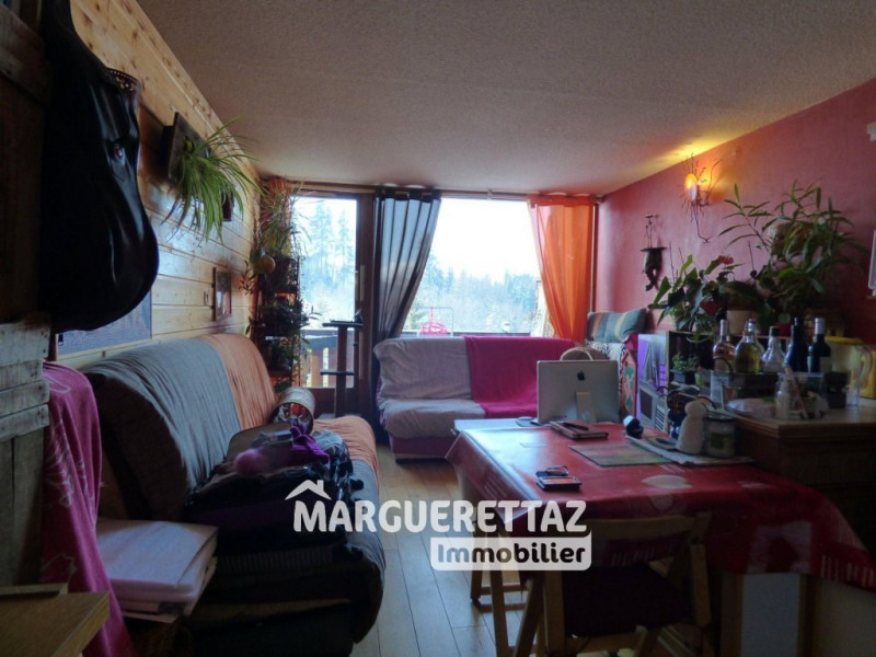 Vente appartement Viuz-en-sallaz 60 000€ - Photo 1