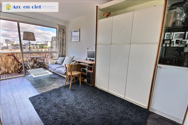 Vente appartement Paris 18ème 230000€ - Photo 5