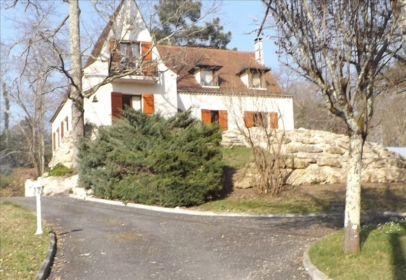 Vente maison / villa Montpon menesterol 317 000€ - Photo 1