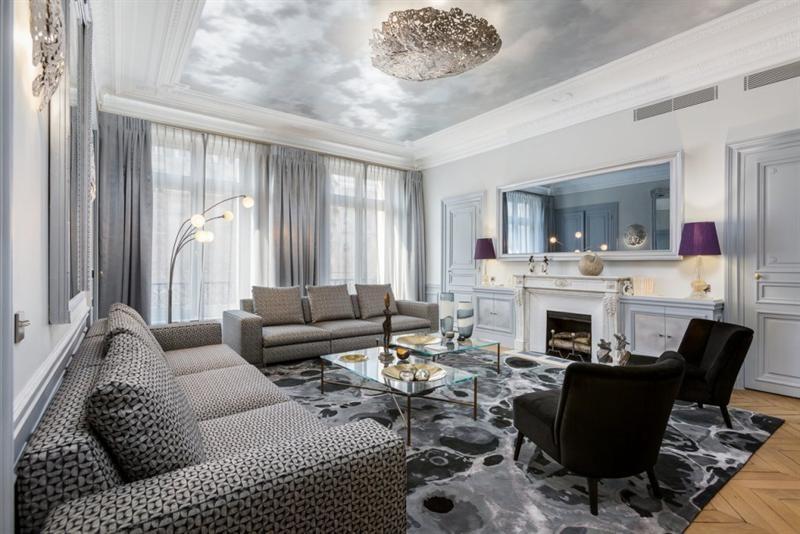 Verkoop van prestige  appartement Paris 8ème 7700000€ - Foto 4
