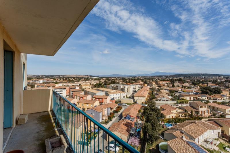 Sale apartment Sorgues 75000€ - Picture 1