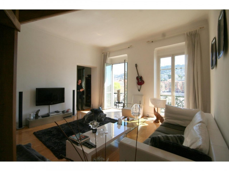 Deluxe sale apartment Nice 730 000€ - Picture 5