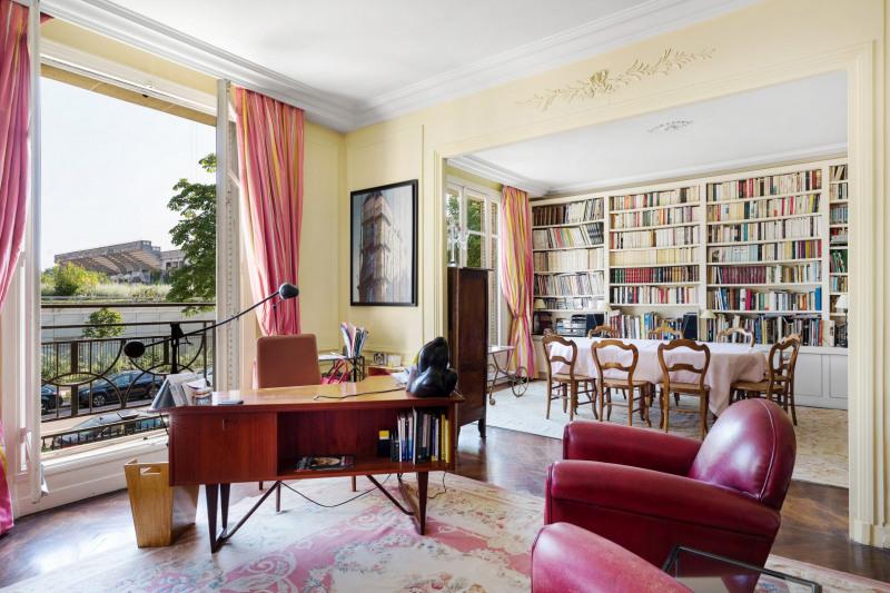Deluxe sale apartment Boulogne-billancourt 1795000€ - Picture 2