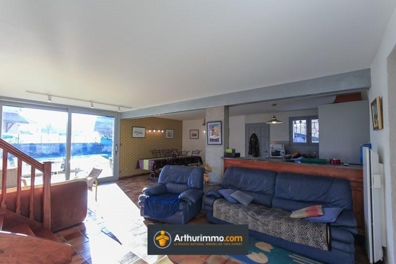 Sale house / villa Morestel 425000€ - Picture 3