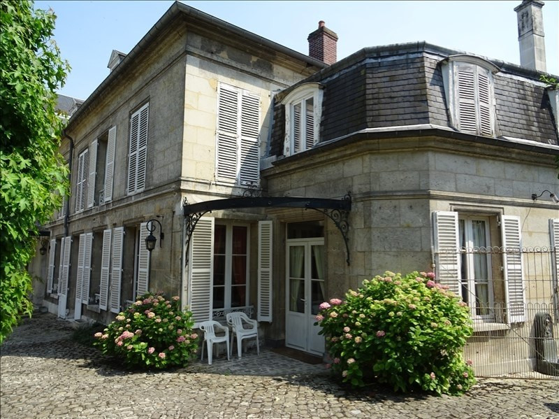 Deluxe sale house / villa Soissons 418000€ - Picture 1