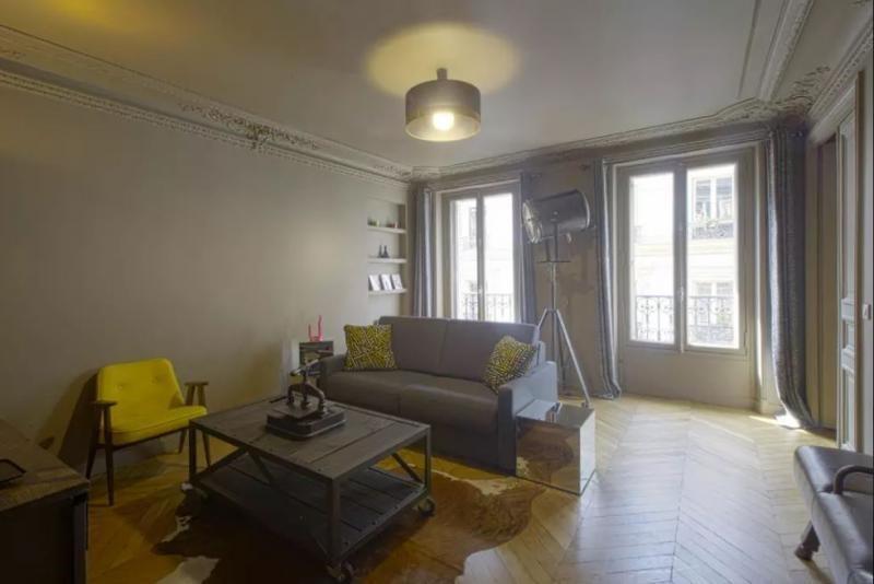 Vente appartement Paris 3ème 982000€ - Photo 3