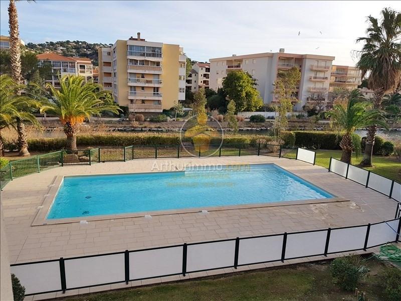 Vente appartement Sainte maxime 259000€ - Photo 1