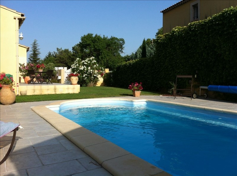 Sale house / villa Pelissanne 459 000€ - Picture 1