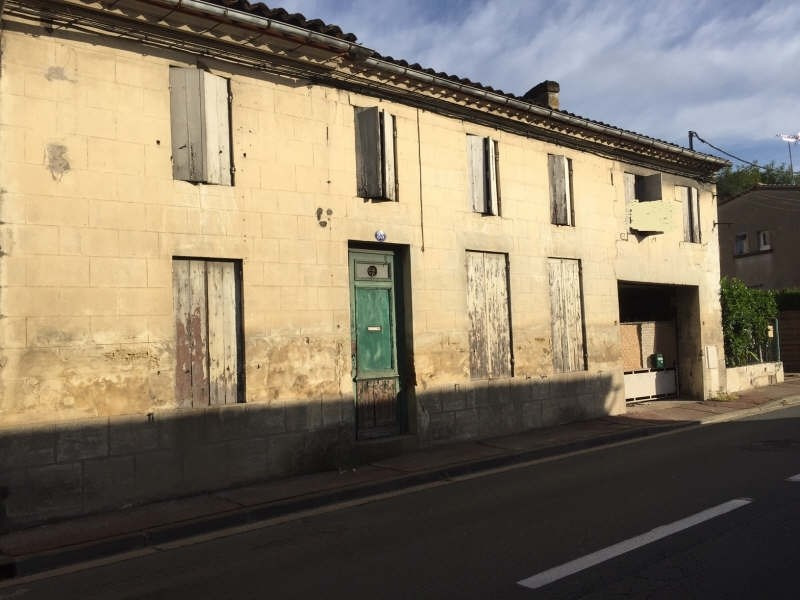 Investment property building Libourne 127 500€ - Picture 1
