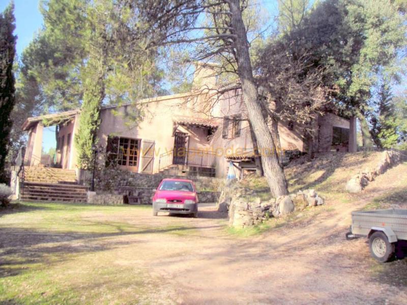 Vendita nell' vitalizio di vita casa Rougiers 295000€ - Fotografia 1