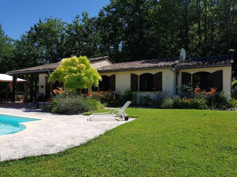 Vente maison / villa Beauville 252000€ - Photo 1