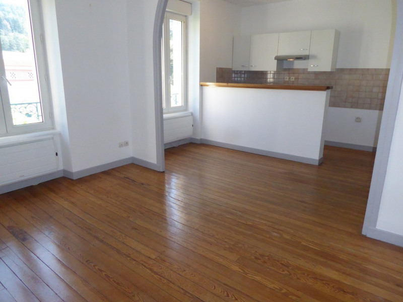 Location appartement Vals-les-bains 380€ CC - Photo 1
