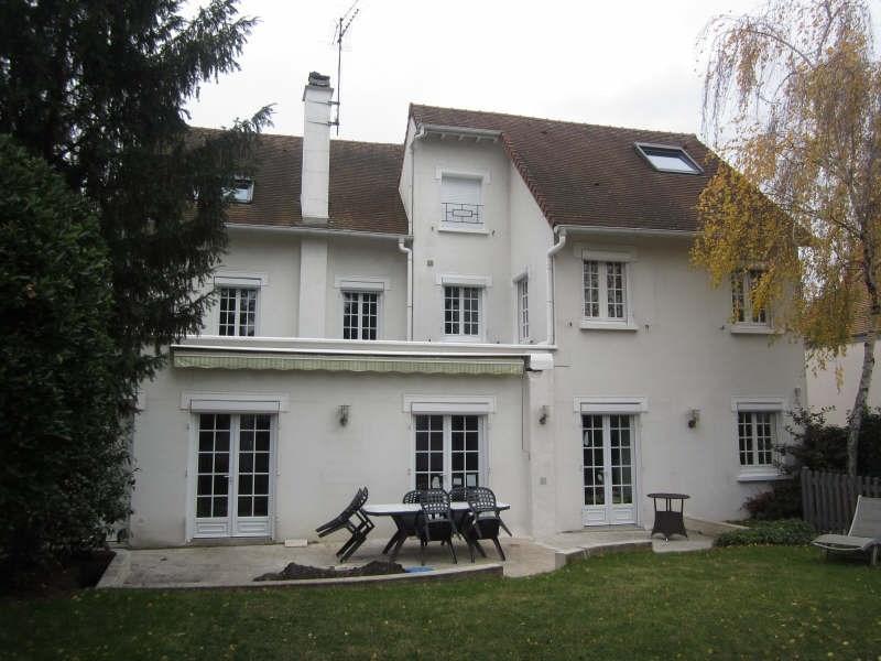 Vente maison / villa St gratien 930000€ - Photo 1