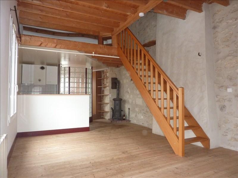 Sale apartment Crepy en valois 129000€ - Picture 1
