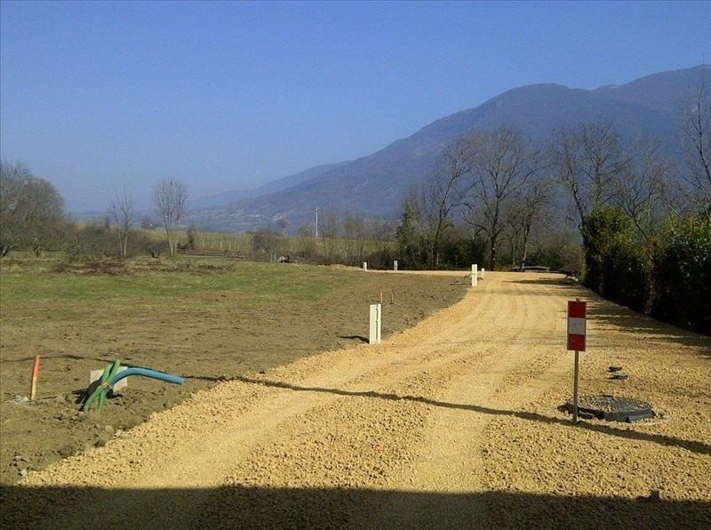 Vendita terreno Ceyzerieu 55000€ - Fotografia 4