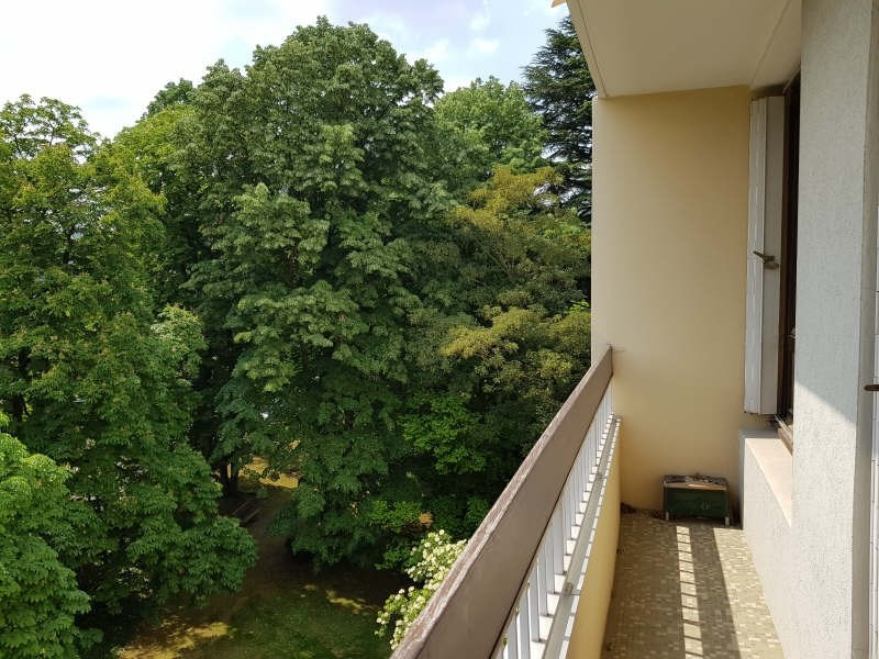 Sale apartment Vienne 71 000€ - Picture 1