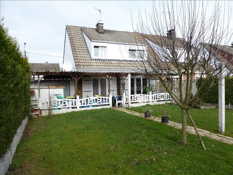 Vente maison / villa Noeux les mines 138000€ - Photo 1