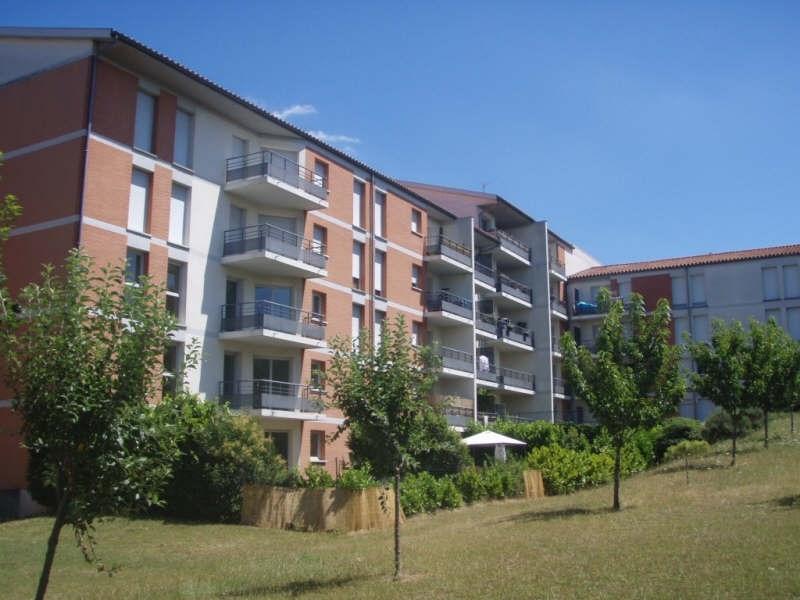 Investment property apartment Toulouse 146000€ - Picture 1