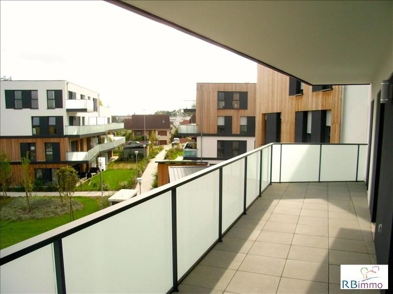 Vente appartement Souffelweyersheim 237000€ - Photo 2