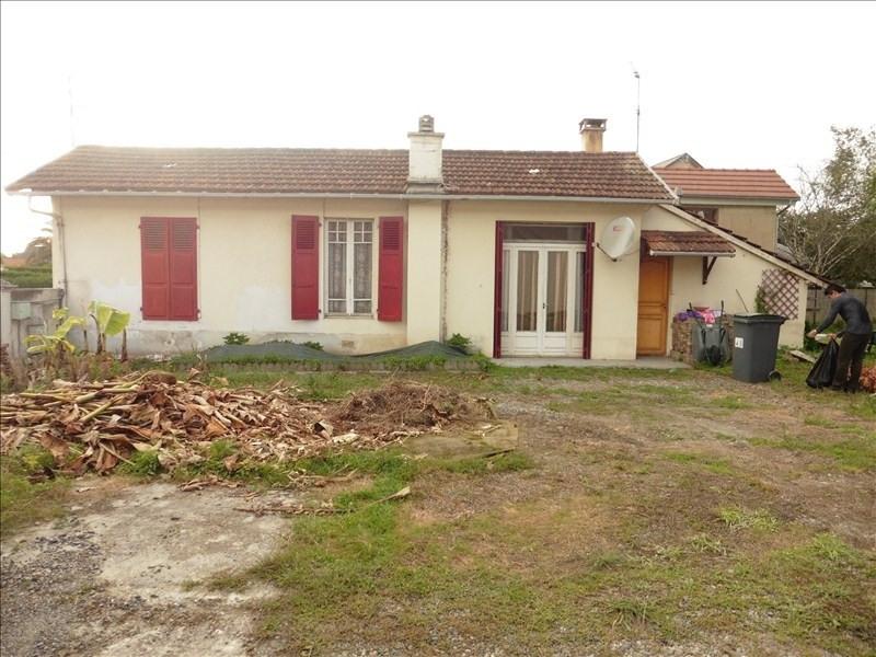 Terrain + maison T3
