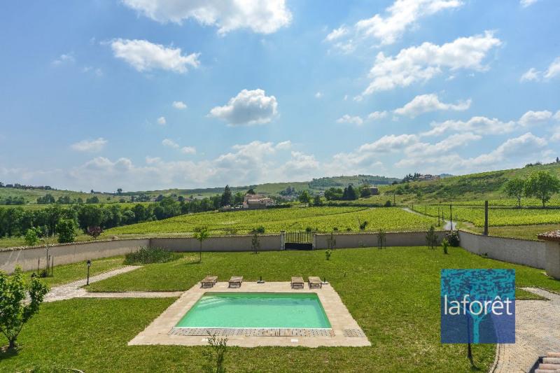 Vente maison / villa Saint etienne des oullieres 550000€ - Photo 1