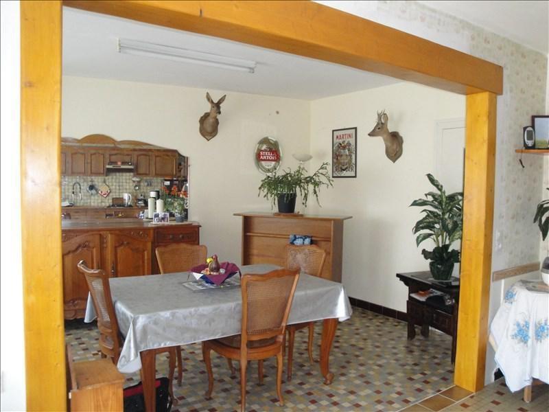 Sale house / villa Ensigne 111000€ - Picture 3