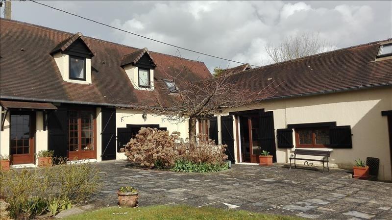 Sale house / villa Marines 320000€ - Picture 3