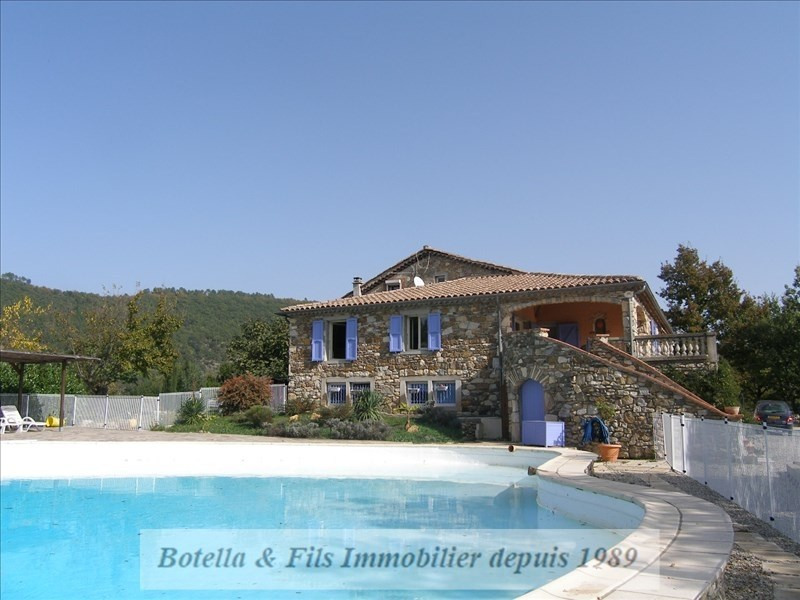 Deluxe sale house / villa Les vans 630000€ - Picture 15