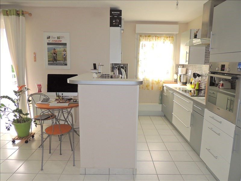 Vente appartement Cessy 235 000€ - Photo 2
