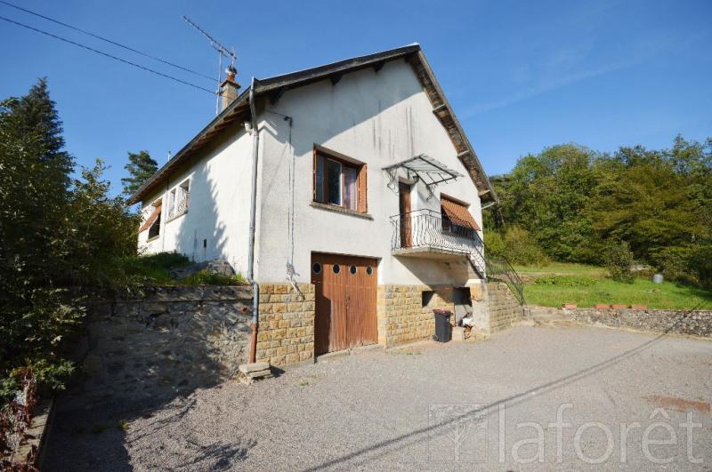 Vente maison / villa Belleroche 99000€ - Photo 2