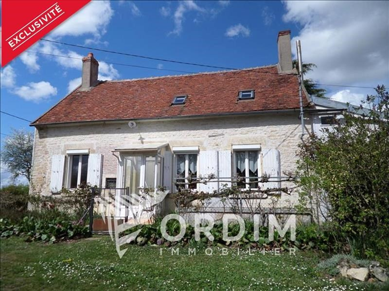 Vente maison / villa Donzy 75 000€ - Photo 1
