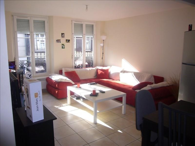 Rental apartment Conches en ouche 590€ CC - Picture 1
