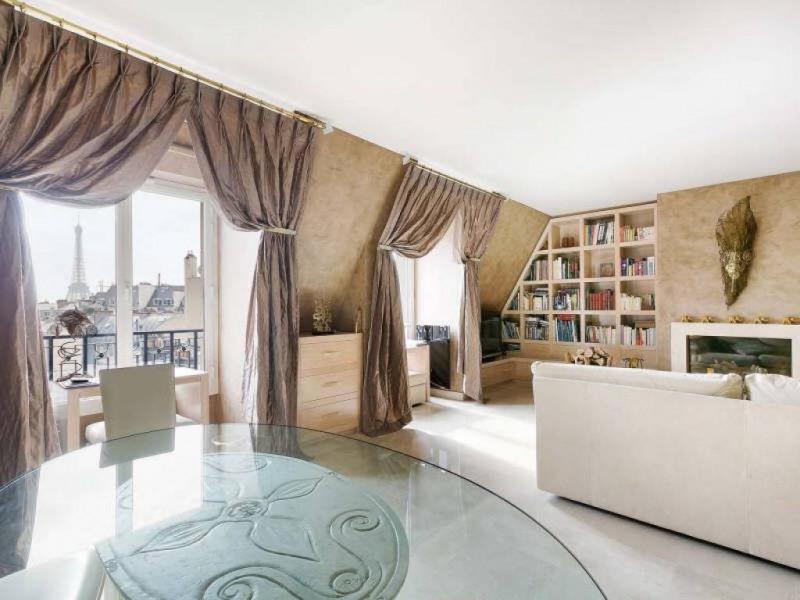 Immobile residenziali di prestigio appartamento Paris 16ème 3000000€ - Fotografia 2