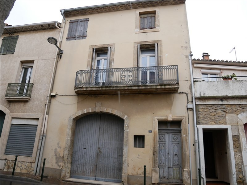 Vente maison / villa Beziers 199 000€ - Photo 1