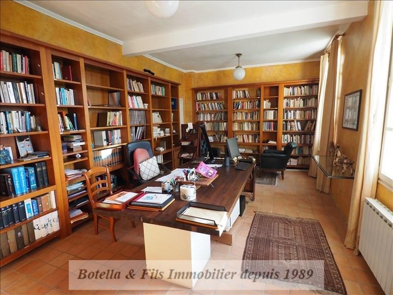 Immobile residenziali di prestigio casa Uzes 950000€ - Fotografia 5