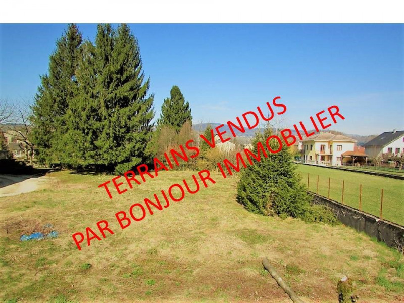 Vente terrain Saint-laurent-du-pont 55 000€ - Photo 1